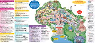 Map Of Tampa Florida Wdw Park Maps Wdwprince