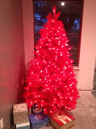 wonderful decoration artificial tree colored trees