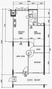 floor plans for ang mo kio avenue 3 hdb details srx property