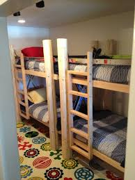 3 Level Bunk Bed Needle U0027s Eye 3 Level 3 4 Bed 3 4 Bath Homeaway Fraser