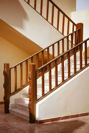 stairs glamorous wooden stair railing cool wooden stair railing