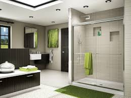 Fleurco Shower Door Fleurco Banyo Cordoba Shower 56 60 Frameless In Line Sliding