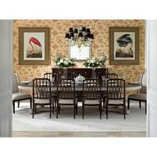 Double Pedestal Dining Room Table Stanley Furniture 302 11 36 Charleston Regency Oyster Point Double