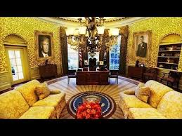 trump oval office redecoration spiritual awakening shakes trump white house biggest in over 100