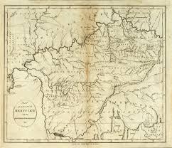 Fayette County Maps Anthony Andrew Bushong Part 2 Andrew U0027s 1754 Return Maryland