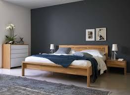 chambre en bois team 7 mobilier chambre à coucher en bois naturel pour un sommeil sain