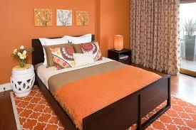Orange Paint Colors For Bedrooms Pilotschoolbanyuwangicom - Bedroom orange paint ideas