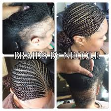 hair styles for women with center bald spots 14 extraordinary alopecia camouflage cornrows by braids by necole