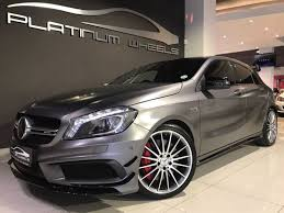 mercedes a45 amg 2014 2014 mercedes a45 amg 4matic fourways gumtree classifieds