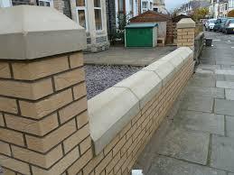 garden walls stone front garden brick wall designs awesome garden walls google search