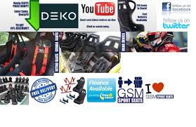 nissan finance gb limited watford sport seat bucket seat motorsport seat racing harness and