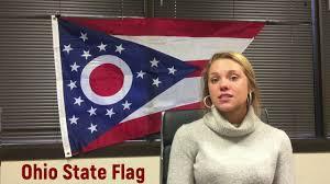 Ohios State Flag Ohio State Flag History Youtube