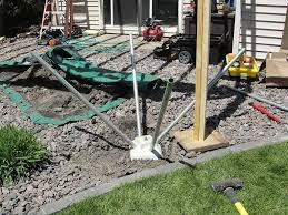 concrete deck footings calculator doherty house building code