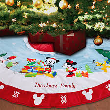 personalized tree skirt disney tree skirt living in a grown up world