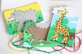 alphabet dot to dot lacing board curious minds busy bags