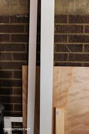 diy wood kitchen cabinet doors update kitchen cabinets without replacing them by adding trim