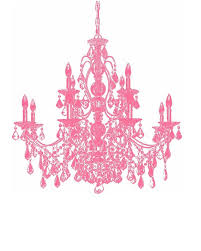 Pink Chandelier Light Amazing Pink Chandelier 65 Small Home Decor Inspiration With Pink