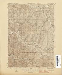 Weather Map Worksheets Oregon Historical Topographic Maps Perry Castañeda Map