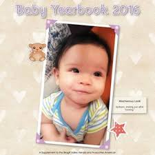 baby yearbook baby yearbook 2016 by skagit publishing issuu