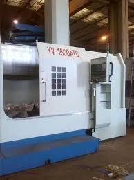 used you ji yv 1600 atc vertical turret lathe m1600636390