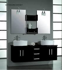 floating vanity double sink view in gallery tantalizing bathroom