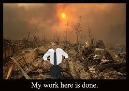 Finished Meme - my work is finished barack obama know your meme