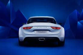 renault alpine celebration renault alpine vision concept revealed looks amazing autoevolution