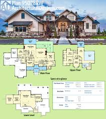 Floor Plan Services Real Estate by House Plan 207 00031 Contemporary Plan 3 591 Square Feet 4