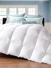 Goose Down Comforter Queen Amazon Com Cuddledown 450 Thread Count Down Comforter Oversize