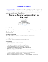 Sample Resume Format For Accounting Staff by Cover Accounting Resume Cover Letter