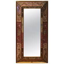 ralph lauren metal mirrors made by henredon viyet designer furniture accessories eclectic peruvian