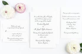 calligraphy invitations invitations hooper calligraphy