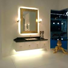 Lighting Mirrors Bathroom Bathroom Mirror Side Lights Bathroom Light Mirror Side Lights For