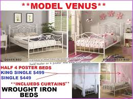 new queen bed double king single bed single bed canopy four