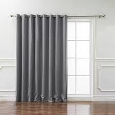 Grommet Top Blackout Curtains Best Home Fashion Wide Width Grommet Top Thermal Blackout Curtain