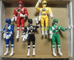 how much are old power rangers toys worth they were the most