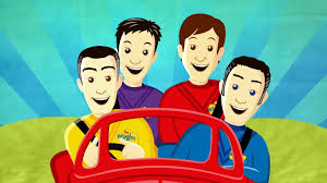 the wiggles game videos big red car coloring wake up jeff games