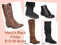 macys black friday sales macy u0027s black friday boots only 19 99