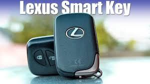lexus nx memphis how to replace lexus smart remote key battery youtube