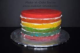 make a cake series u0027my little pony u0027 cake and rainbow cookies