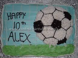 soccer cakes coolest soccer cake ideas to make awesome soccer cakes