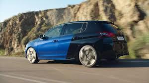 peugeot 308 gti blue design extérieur 308 gti by peugeot sport restylée vidéo