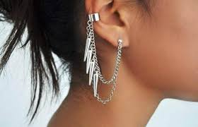 cartilage earrings how to get rid of cartilage piercing bumps