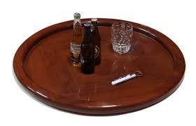 ottoman coffee table tray decor thippo