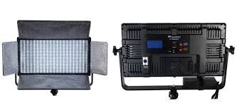 led studio light variable color temperature video lighting