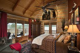 Log Home Bedrooms Photo Gallery Of Desocio Ii A Custom Designed Plan By Honest Abe