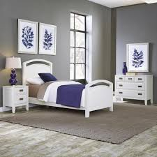 white twin bedroom set home styles newport 3 piece white twin bedroom set 5515 4021 the