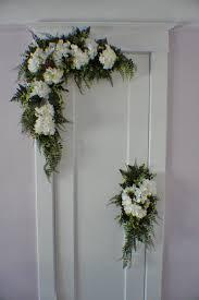 Wedding Arches In Church Wedding Arch Swag Extra Large Wedding Swag Archway Flowers