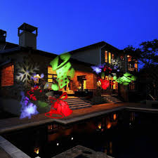 Holiday Light Projector Christmas Lights by Amazon Com B Right Christmas Led Landscape Projector Light 10