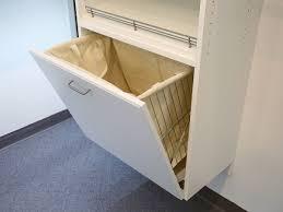 Laundry Hamper Tilt Out by Closet Accessories U0026 Organizers